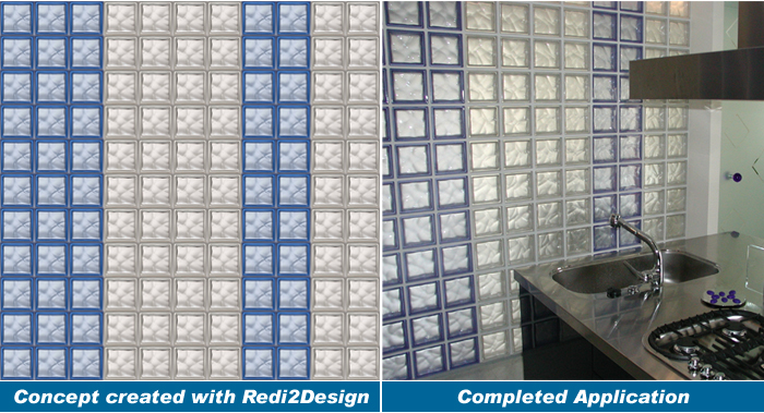 application concept created with - Glass Designs For Walls